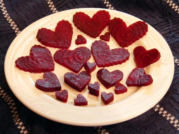 Heart Beets