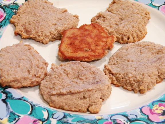 Cinnamon Mules Gluten-Free Sugar-Free