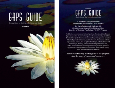 Baden Lashkov, author of GAPS Guide