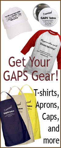 Get Your GAPS Gear!