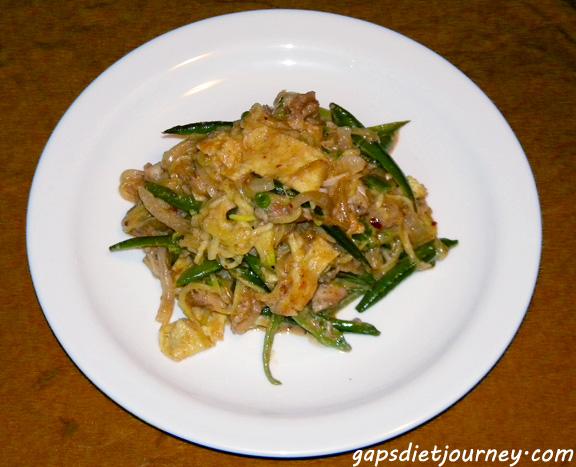 Pad Thai Gluten Free Grain Free
