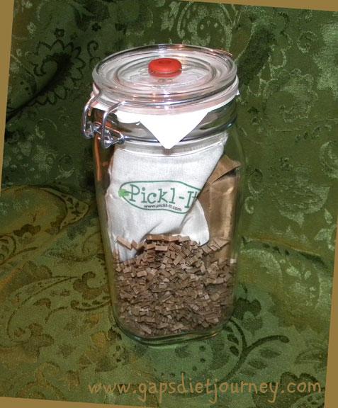 Pickl-It Fermentation Jar