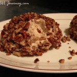 Urban Poser White Wine & Pecan Cashew Cheese Ball