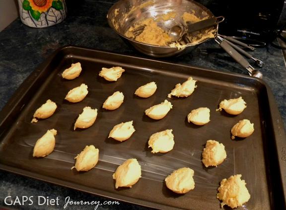 Pina Colada Coconut Cookies