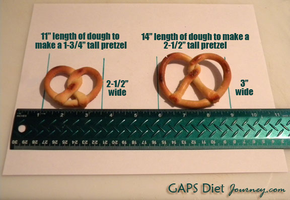 Pretzel Specifications