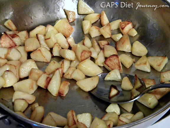 Sauteed Apples