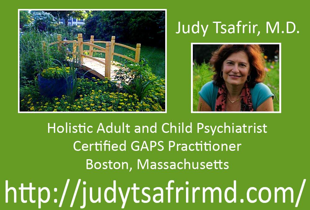 Dr. Judy Tsafrir