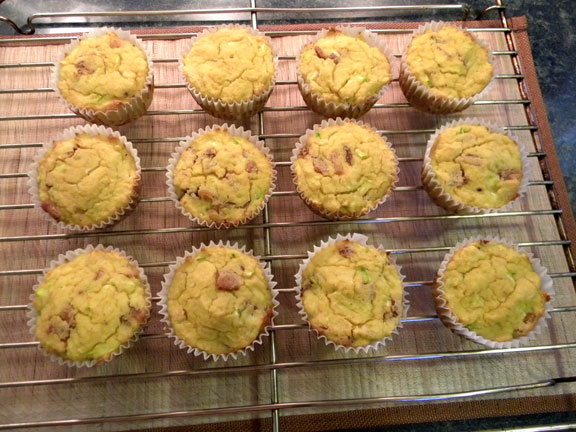 Bacon Muffins