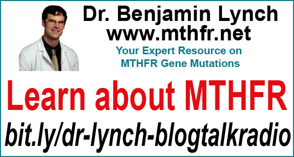 Learn about MTHFR with Dr. Benjamin Lynch