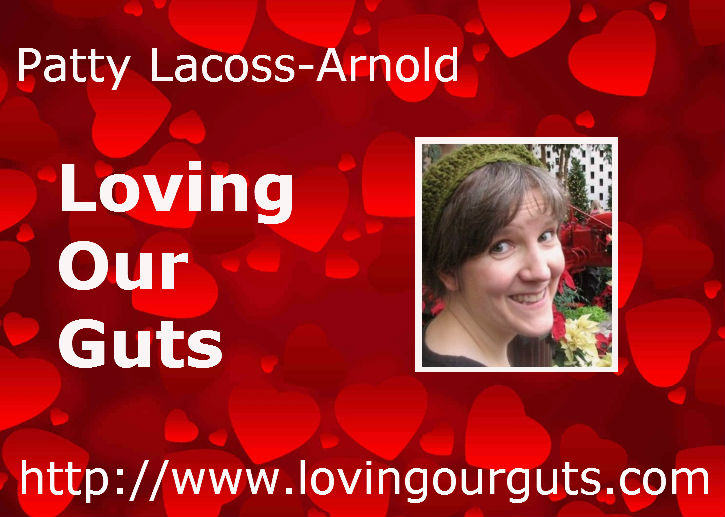 Patty Lacoss-Arnold from Loving Our Guts