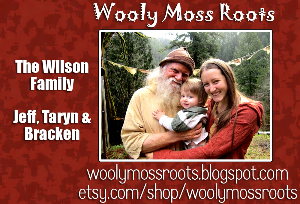 Taryn from Wooly Moss Roots