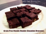 Double Double Chocolate Brownies