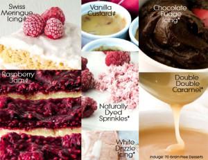 Indulge: 70 Grain-Free Desserts