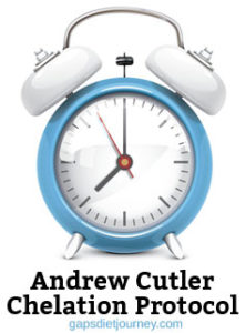 Andrew Cutler Chelation Protocol