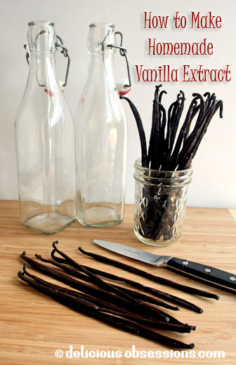Delicious Obsessions Vanilla Extract