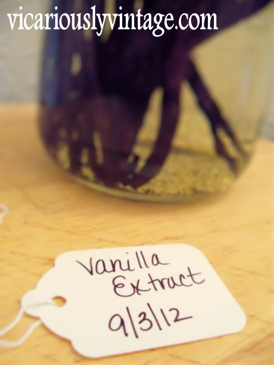 Vicariously Vintage Vanilla Extract