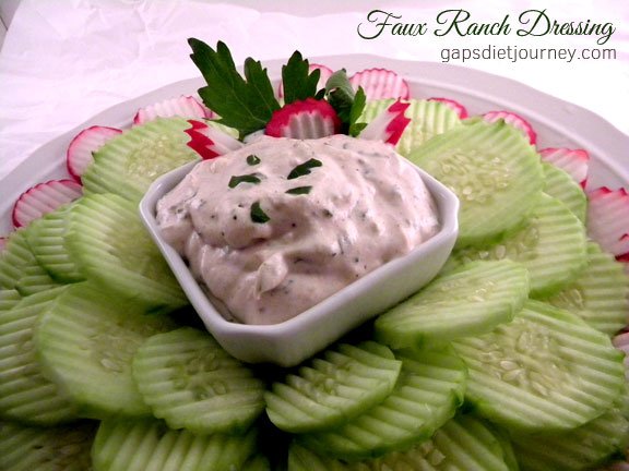 Faux Ranch Dressing