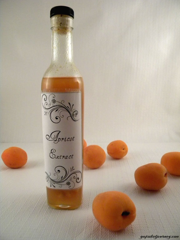 Homemade Apricot Extract