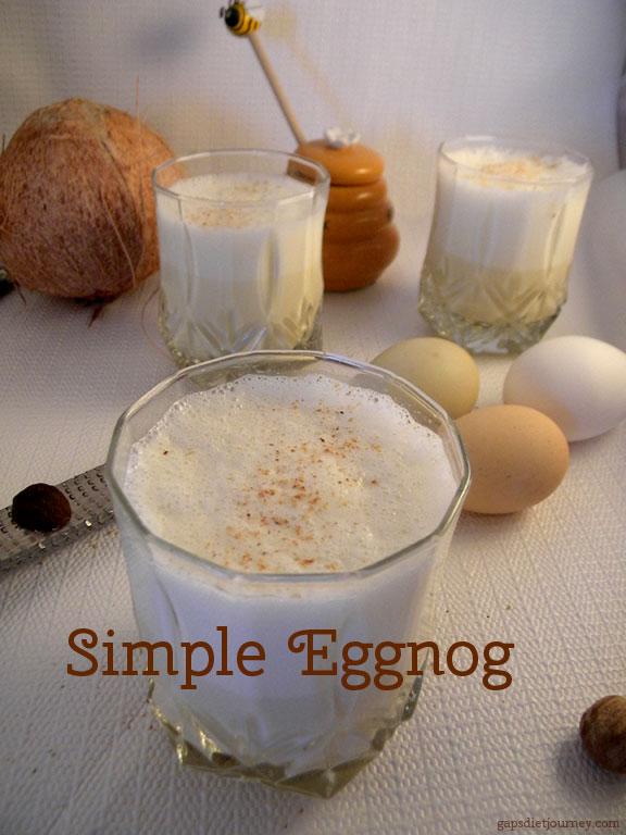 Simple Eggnog
