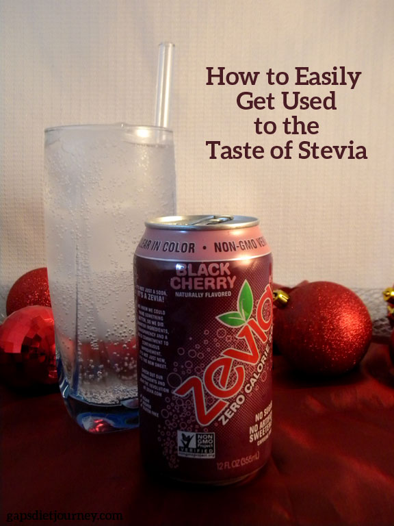 How to Easily Get Used to the Taste of Stevia