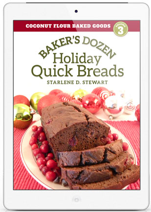 NEW! Baker's Dozen Holiday Breads