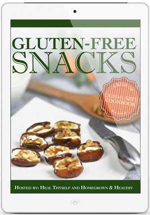 Gluten Free Snacks Community Cookbook