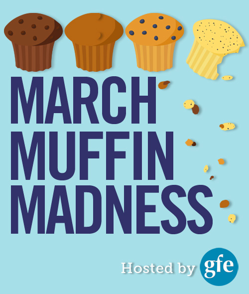 Gluten Free Easily March Muffin Madness