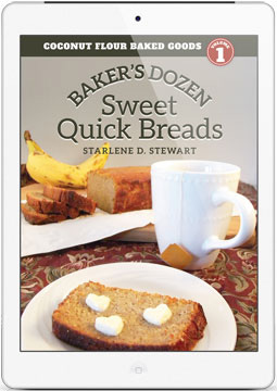 Baker's Dozen Sweet Quick Bread
