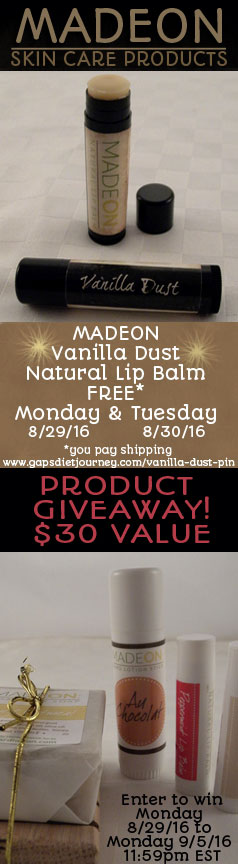 MadeOn Giveaway!