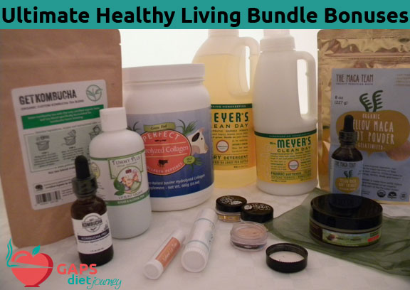 Ultimate Healthy Living Bundle Bonuses