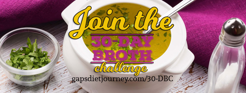 Join the 30-Day Broth Challenge