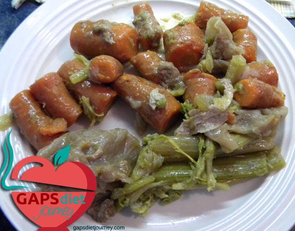 Vegetables Sans Soup Sock