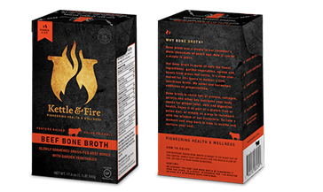 Kettle and Fire Bone Broth