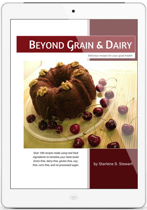 Beyond Grain and Dairy e-book