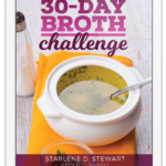 30 Day Broth Challenge Guide