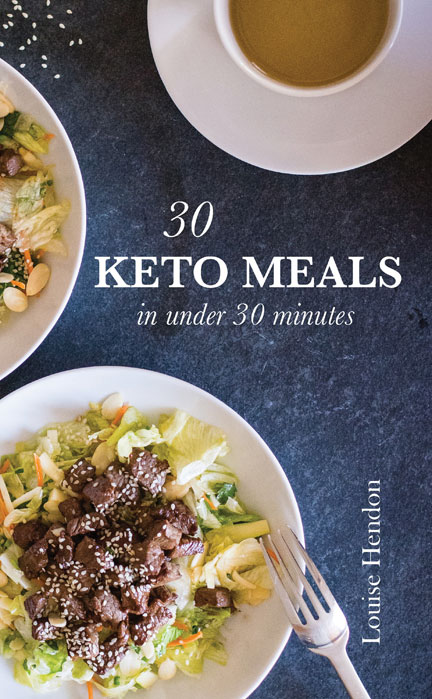 30 Keto Meals In 30 Minutes