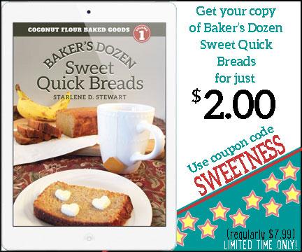 BDV1 Sweet Quick Breads