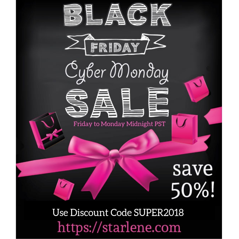 Black Friday Cyber Monday Specials